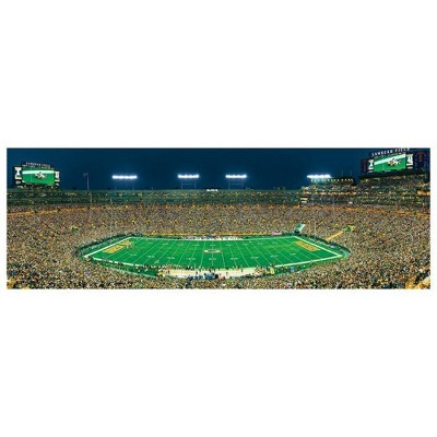 NFL Green Bay Packers Jigsaw 1000pc Puzzle