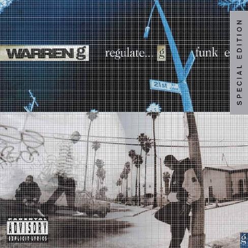 Warren G. - Regulate G Funk Era (20th Anniversary Edition) (Vinyl) - image 1 of 2