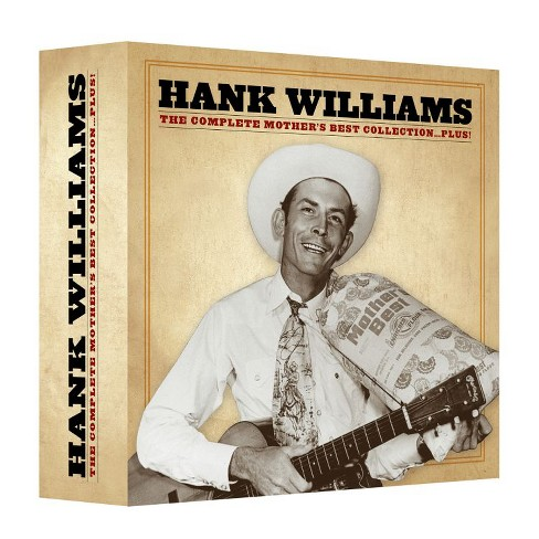 Hank williams - Hank williams:Mother's best plus coll (CD) - image 1 of 1