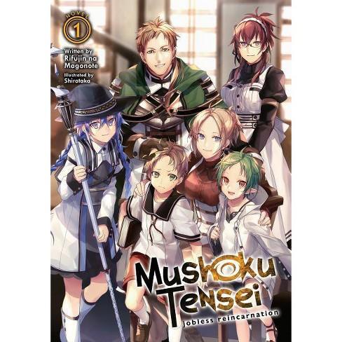 Mushoku Tensei: Jobless Reincarnation (Light Novel) Vol  1 - (Mushoku  Tensei (Light Novel)) (Paperback)