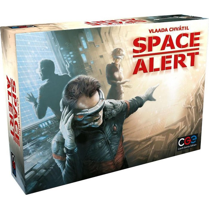 Space Alert Board Game - image 1 of 1