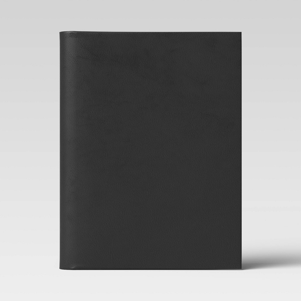 Image of Vinyl Brag Book Black - Made By Design