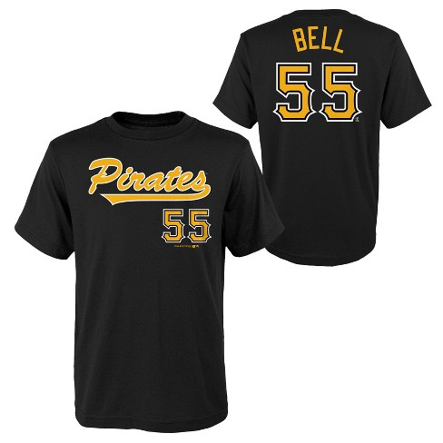 MLB Pittsburgh Pirates Youth Name & Number T-Shirt - image 1 of 3