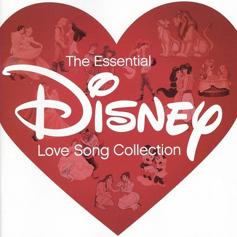 Essential Disney Love Song Collection - image 1 of 1