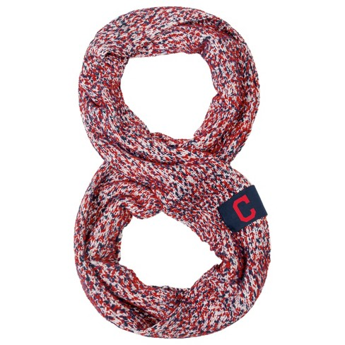 MLB Cleveland Indians Chunky Infinity Scarf - image 1 of 1