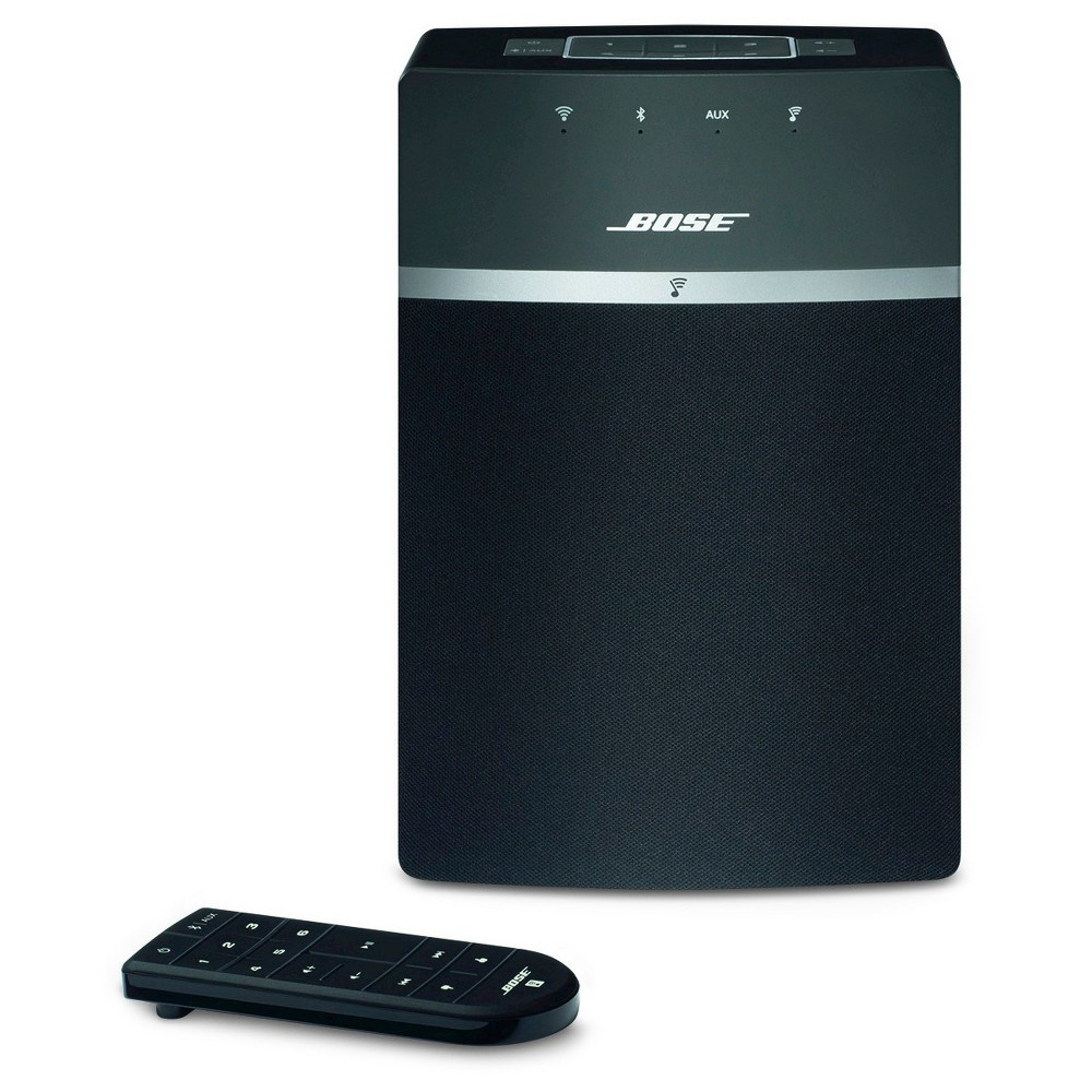 Bose SoundTouch 10 wireless music system - Black (731396-1100)