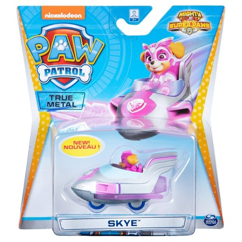 PAW Patrol Toy Vehicles - Mighty Skye