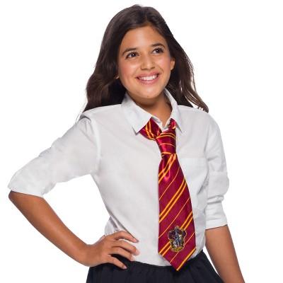 Adult Harry Potter House Costume Tie Gryffindor