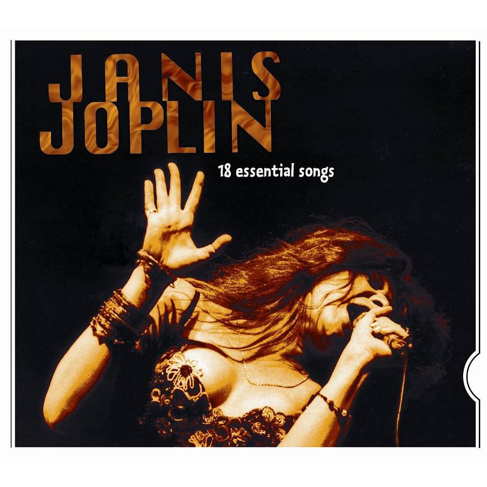 Janis Joplin - 18 Essential Songs (CD)