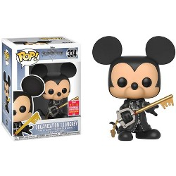 Funko POP Vinyl Kingdom Hearts Organization 13 Mickey With Hood