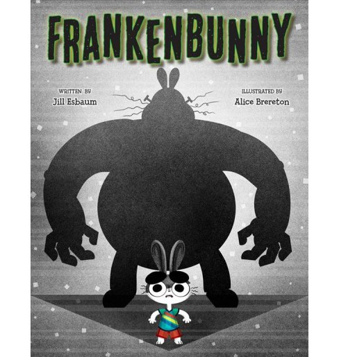 Frankenbunny -  by Jill Esbaum (School And Library) - image 1 of 1