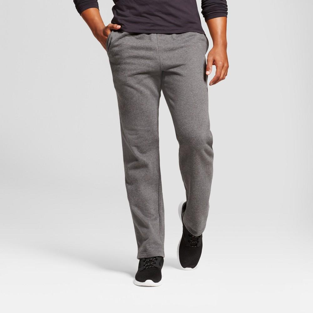 Men's Authentic Fleece Sweatpants - C9 Champion Charcoal Heather M