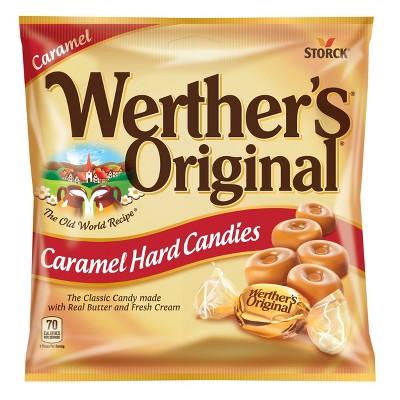 Werther's Original Caramel Hard Candies - 5.5oz