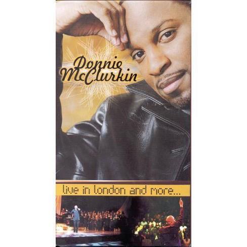 Donnie  DonnieMcClurkin McClurkin - Live in London and MoreLive in London and More (CD) - image 1 of 2