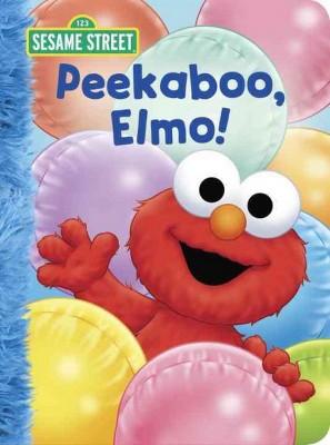 Peekaboo, Elmo! - (Sesame Street (Random House))by Constance Allen (Board Book)