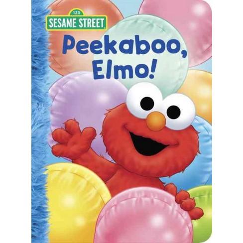 Peekaboo, Elmo! - (Sesame Street (Random House)) by  Constance Allen (Board Book) - image 1 of 1