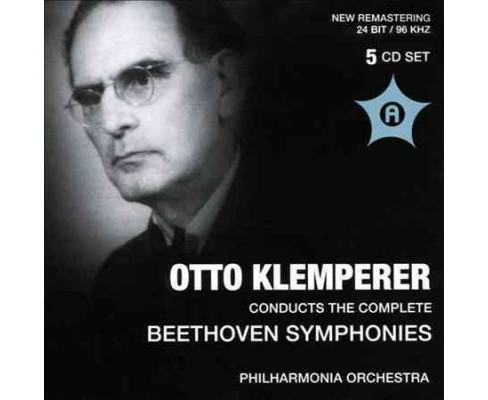 Philharmonia orchest - Beethoven:Symphonies nos 1-9 (CD) - image 1 of 1