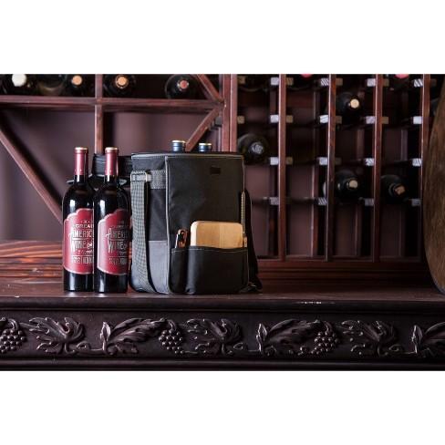 Duet Wine Cooler Black Gray Picnic Time Target