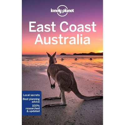 Lonely Planet East Coast Australia - (Regional Guide) 7th Edition (Paperback)