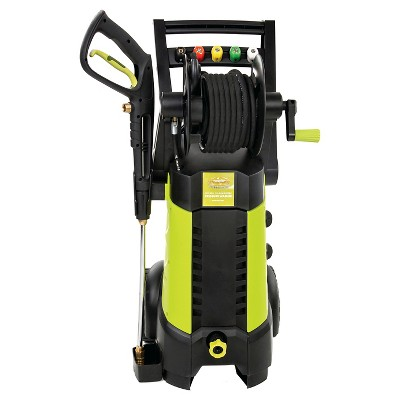 Sun Joe® 2030 PSI 1.76 GPM 14.5 Amp Electric Pressure Washer with Hose Reel