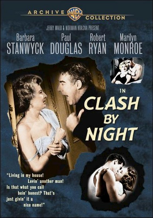 Clash by night (DVD) - image 1 of 1
