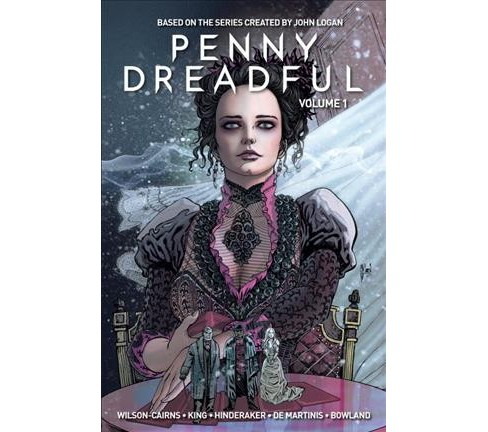 Penny Dreadful 1 (Paperback) (Krysty Wilson-cairns & Andrew Hindraker) - image 1 of 1