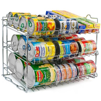 Sorbus Stackable Can Organizer