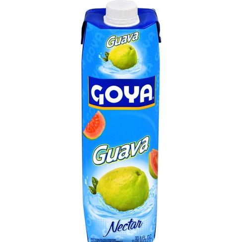 Goya Guava Nectar - 33.8 fl oz Carton - image 1 of 4