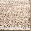 Beige/Ivory Solid Tufted Area Rug 8'X10' - Safavieh - image 2 of 3