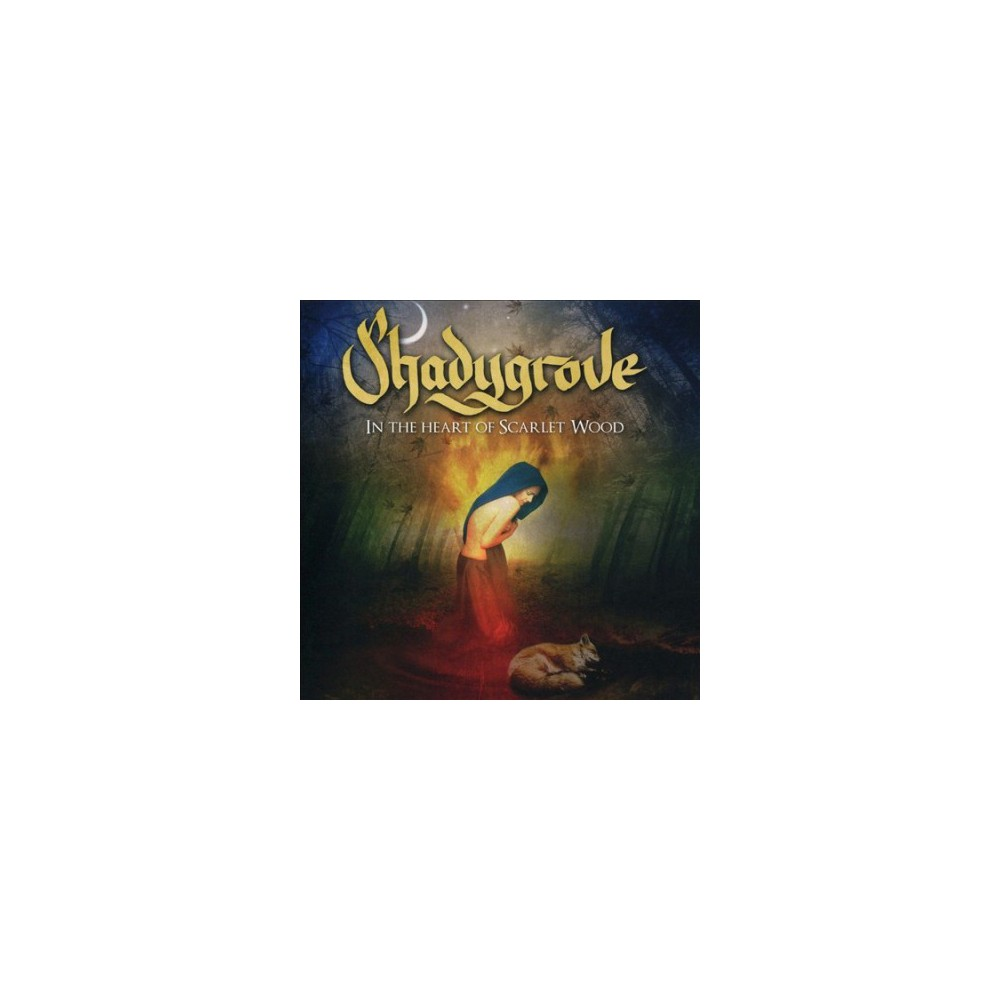 Shadygrove - In The Heart Of Scarlet Wood (CD)