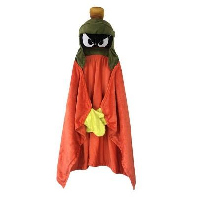 Space Jam Marvin the Martian Hooded Blanket