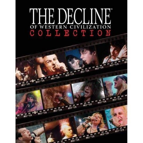 The Decline of Western Civilization Collection (Blu-ray) - image 1 of 1