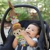 Infantino Go gaga! Musical Pull Down - Monkey - image 4 of 4