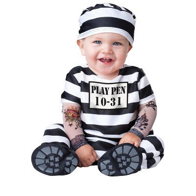 InCharacter Time Out Infant/Toddler Costume