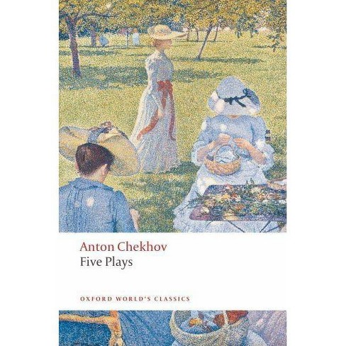 Five Plays - (Oxford World's Classics (Paperback)) by  Anton Chekhov (Paperback) - image 1 of 1