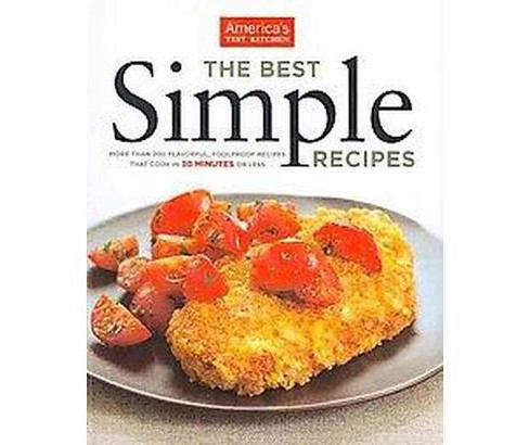 The Best Simple Recipes (Paperback) - image 1 of 1