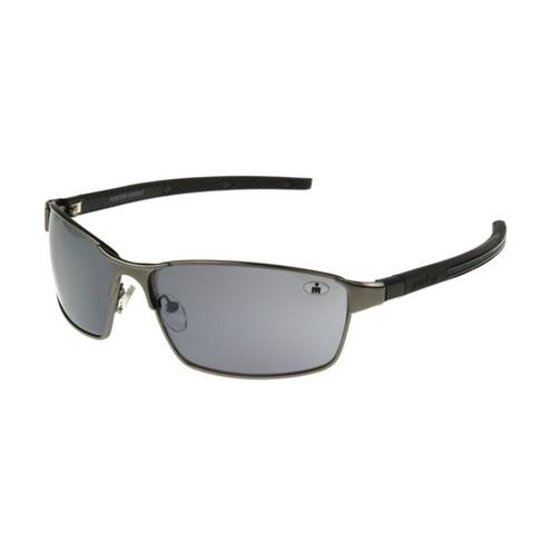 0ef723e510 Iron Man Men s Rectangle Sunglasses - Gray   Target