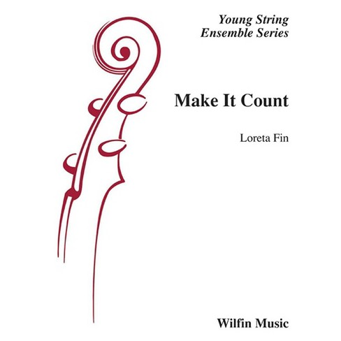Wilfin Music Make It Count String Orchestra Grade 1 - image 1 of 1