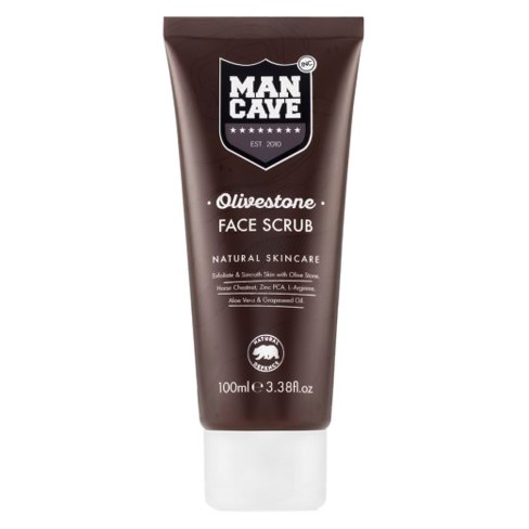 ManCave Face Scrub - 3.4oz - image 1 of 1