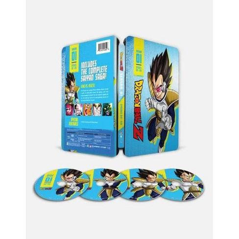 Dragon Ball Z Season 1 Vegas Saga Blu Ray 2020 Target