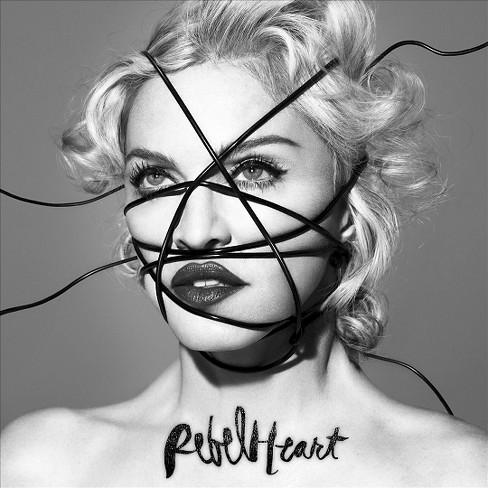 Madonna - Rebel heart (CD) - image 1 of 2