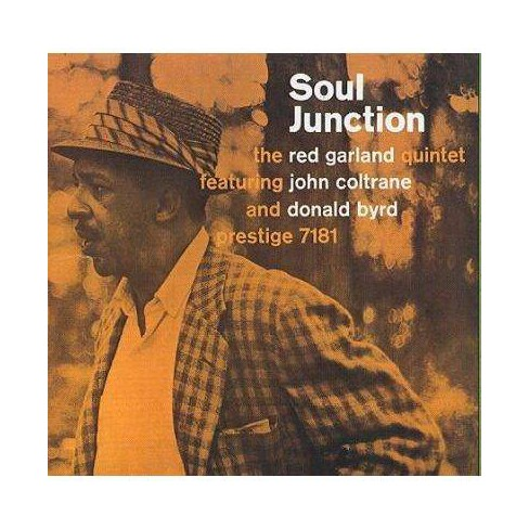 Red Garland - Soul Junction (CD) - image 1 of 1