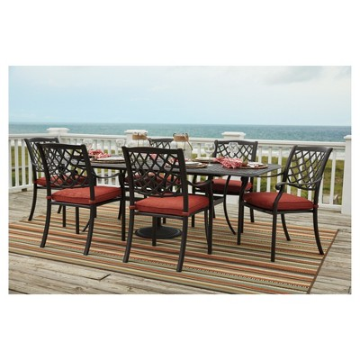 Tanglevale Rectangle Table   Outdoor By Ashley : Target