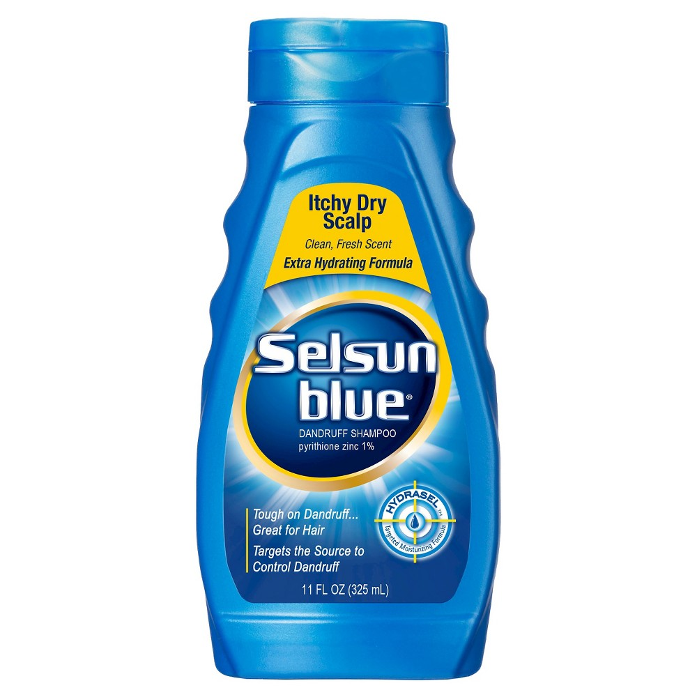 Image of Selsun Blue Itchy Dry Scalp Shampoo - 11 fl oz