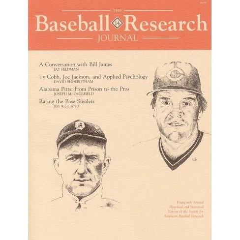The Baseball Research Journal (Brj), Volume 14 - (Paperback) - image 1 of 1