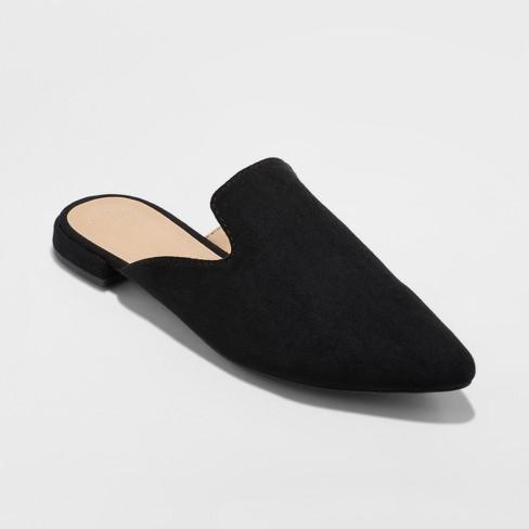 03705460dbd6e Women's Velma Slip On Pointy Toe Mules - A New Day™