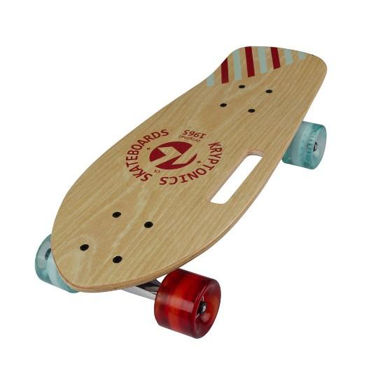 """Kryptonics 19"""" Stubby Skateboard image number null"""