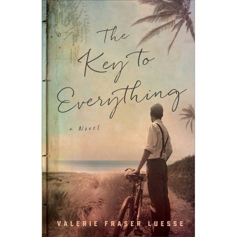Key to Everything - (Hardcover) - image 1 of 1