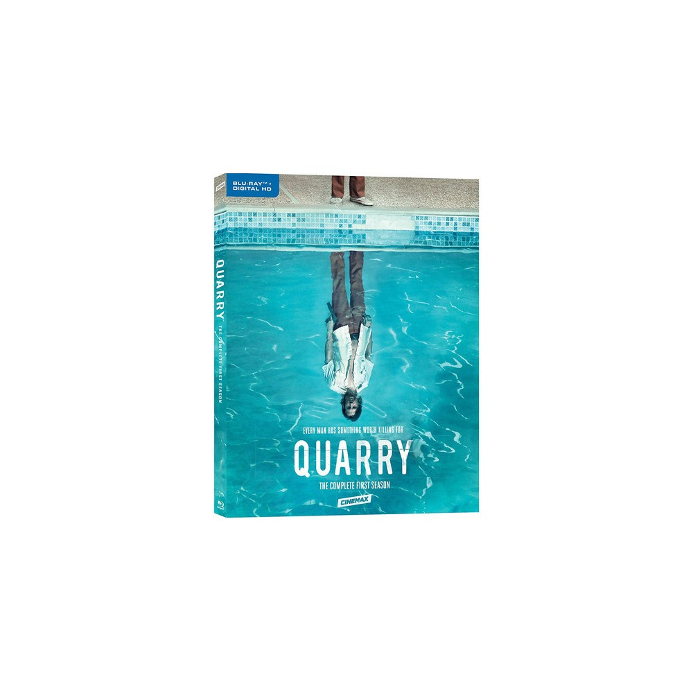 Quarry:Complete First Season (Blu-ray)