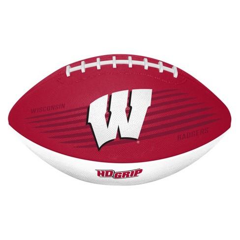 Wisconsin Badgers Rawlings Down Field Junior Football